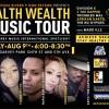 Health, Wealth & Music