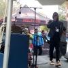 Pete Colon performing at NYC Marathon 2017