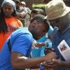 Justin Credible at Harlem Week 2016