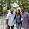 , Bria Marie & Platinum Producer Carvin HagginsFryson