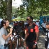 TV One interviewing Hopeboy