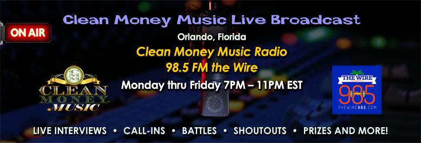 Clean Money Music  Radio