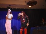 Vendeta Babie & Josh Landing - Clean Money Music Performance - Health, Wealth & Music