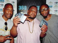 Don, DJ Keem Dawg and Wreck at the CMM Auditions FL