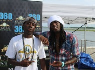 GB Breezy and H Dot at 4th of July 2016, Kissimmee Lakefront Park