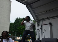 Bobby Booshay & KB Closing out Harlem Week