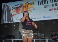 Destiny J Harlem Week State Building 2016