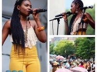 NWS performance featuring Sherlee Skai at Harlem Week