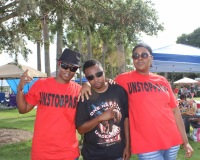 Denoted Poetry at the Kissimmee Lakefront 4th of July 2016