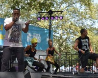 NAPOLEON DA LEGEND - CLEAN MONEY MUSIC HAD A GREAT DAY IN HARLEM 2019!