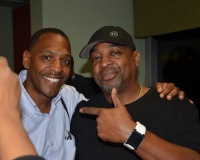360 EI President Don Fryson and Chuck D from Public Enemy
