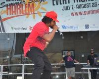 Booshay & KB at Harlemweek 2016