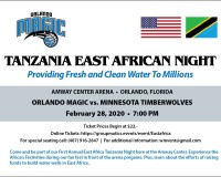 NBA Supports East African Clean  Water Efforts