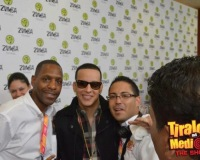 Don Fryson and Daddy Yankee