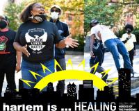 harlem is...HEALING  honors  DIETRICE BOLDEN