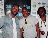 Dre Lue, Don Fryson & H Dot at the CMM Auditions FL