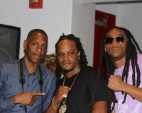 Don Fryson w/ Bobby Booshay and Afrikan Kartel