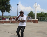 GB Breezy at the Kissimmee Lakefront 4th of July 2016