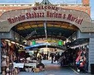 Shabazz Market, home of 100 tailors, mostly African immigrants who gave time to sew masks for hospitals.