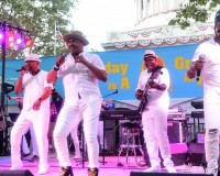 RAY CHEW & BAND - A GREAT DAY IN HARLEM 2019!