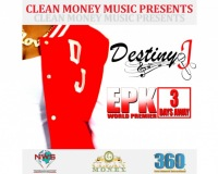 Destiny J EPK Launch 3days