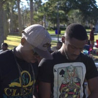 GB Breezy and D Rock at The Dr. Martin Luther King Jr. Parade & Unity Celebration