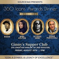 2019 SOURCE360 ICON's Awards mixer, dinner-party & after-party