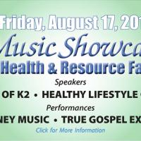 Press Release - HEALTH, WEALTH & MUSIC presents  MUSIC SHOWCASE, HEALTH & RESOURCE FAIR during HARLEM WEEK!