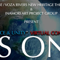 AS ONE International peace concert featuring Japan's INAMORI Art Project Group