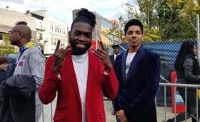 Arnstar & Troubled Mal Rep Clean Money Music @ NYC Marathon 2019