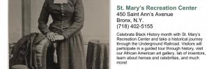 Tour of the Underground Railroad