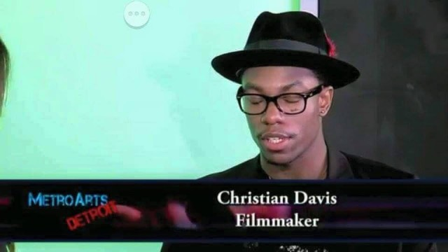 Christian Davis, CEO of Sweet Obsession Productions