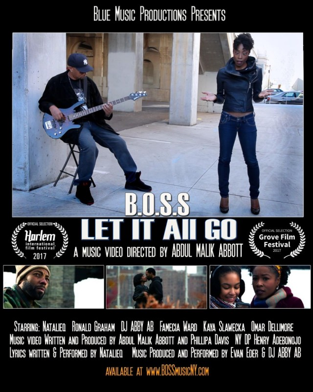B.O.S.S - LET IT ALL GO