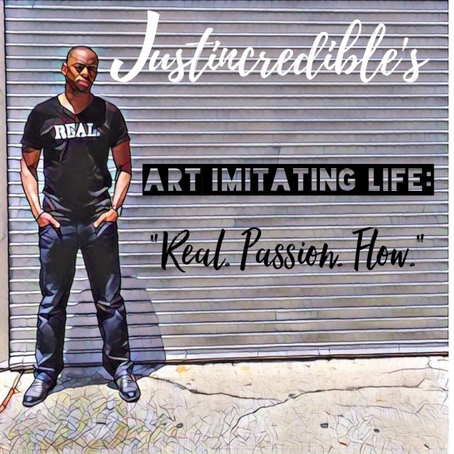 Art Imitating Life: Real. Passion. Flow.