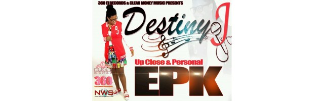 "Straight ""A"" Florida High School Freshman Destiny J enters the rap game and releases her first EPK on www.newworldstation.com!!"