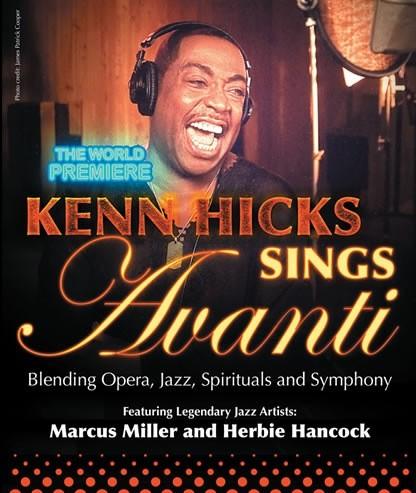 Kenn Hicks Sings Avanti