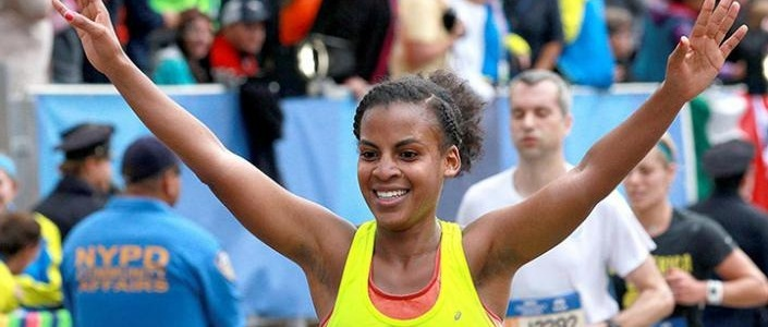 Voza Rivers / NYC Marathon presents the Harlem Miles