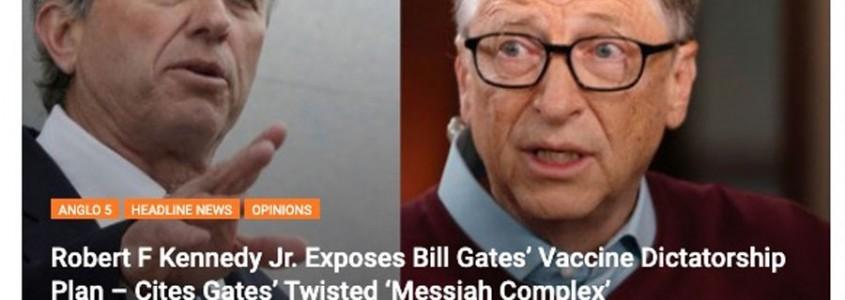 Media Protects Bill Gates but Social Media Rips Him Apart