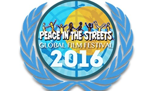 PEACE IN THE STREETS  3rd ANNUAL GLOBAL FILM FESTIVAL PRESS CONFERENCE